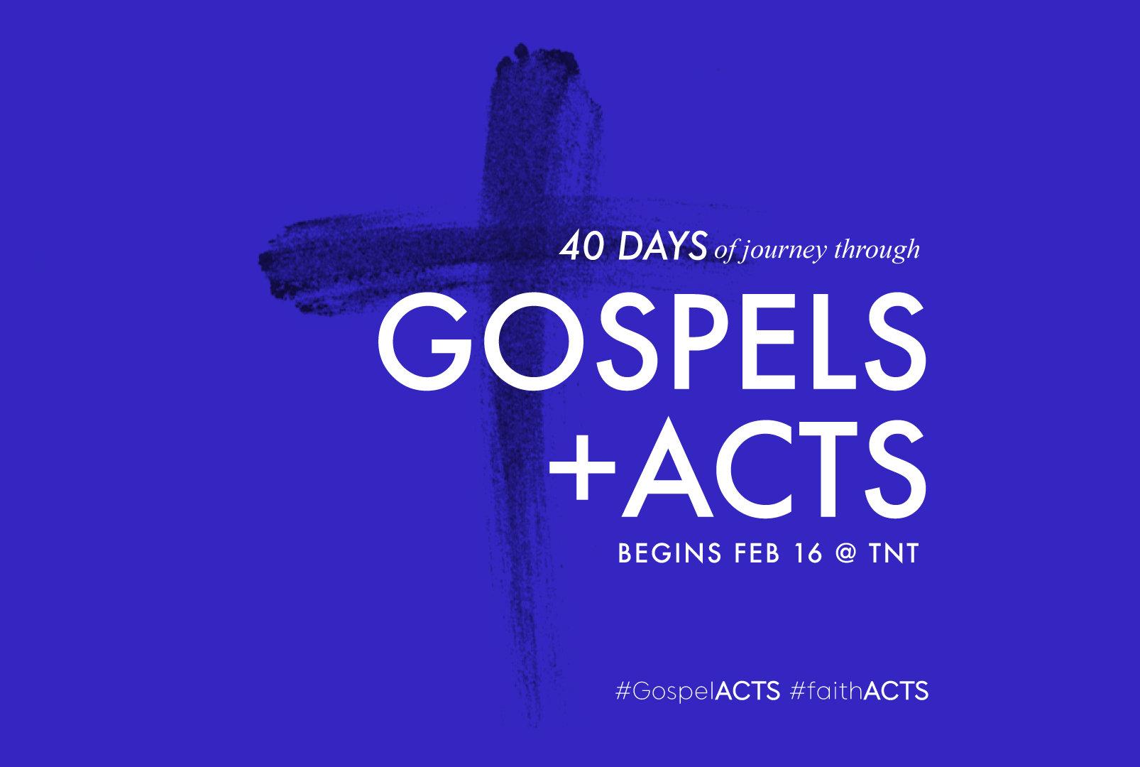 Gospel Acts